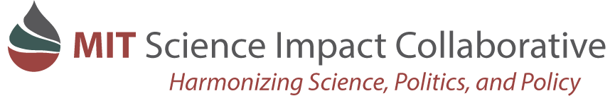 MIT Science Impact Collaborative logo